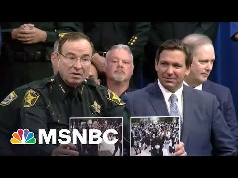 Lawmakers In 34 States Have Introduced More Than 80 Anti-Protest Bills | The ReidOut | MSNBC