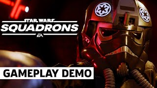 Star Wars Squadrons - Offİcial Gameplay Reveal