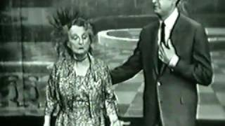 Steve Allen and his Mom