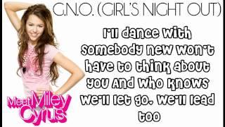Miley Cyrus - G.N.O. (Girl