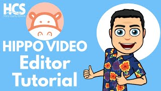 Hippo Video Tutorial for Hippo Video Editor
