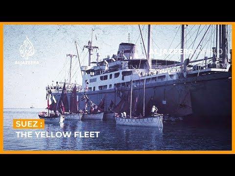 Suez: The Yellow Fleet trapped by the 1967 Arab-Israeli War