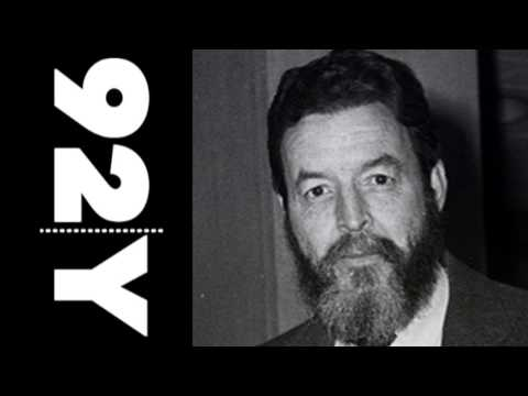 Randall Jarrell Reads from His Work