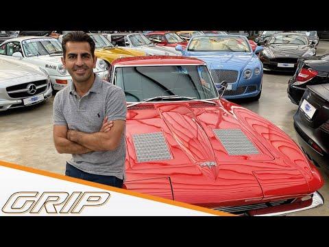 V8-Muscle-Car 🔥: Corvette