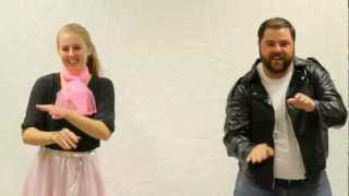 Hand Jive   Dance Only