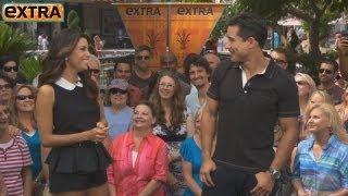 Eva Longoria on Mark Sanchez: 'We're Happy Just Dating'
