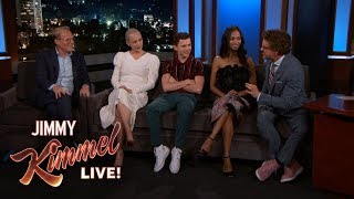 Cast of Avengers: Infinity War Reveals Least Trustworthy Avenger thumbnail