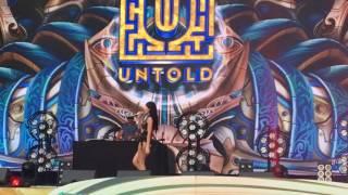 Era Istrefi Redrum Untold Festival 2017