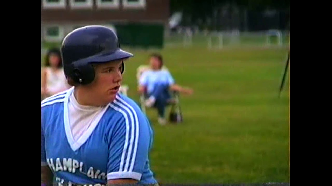 Champlain-Rouses Point - Beekmantown Pony Softball  7-6-88