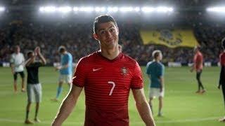 Nike Footbal Commercial 2014 - Winner Stays