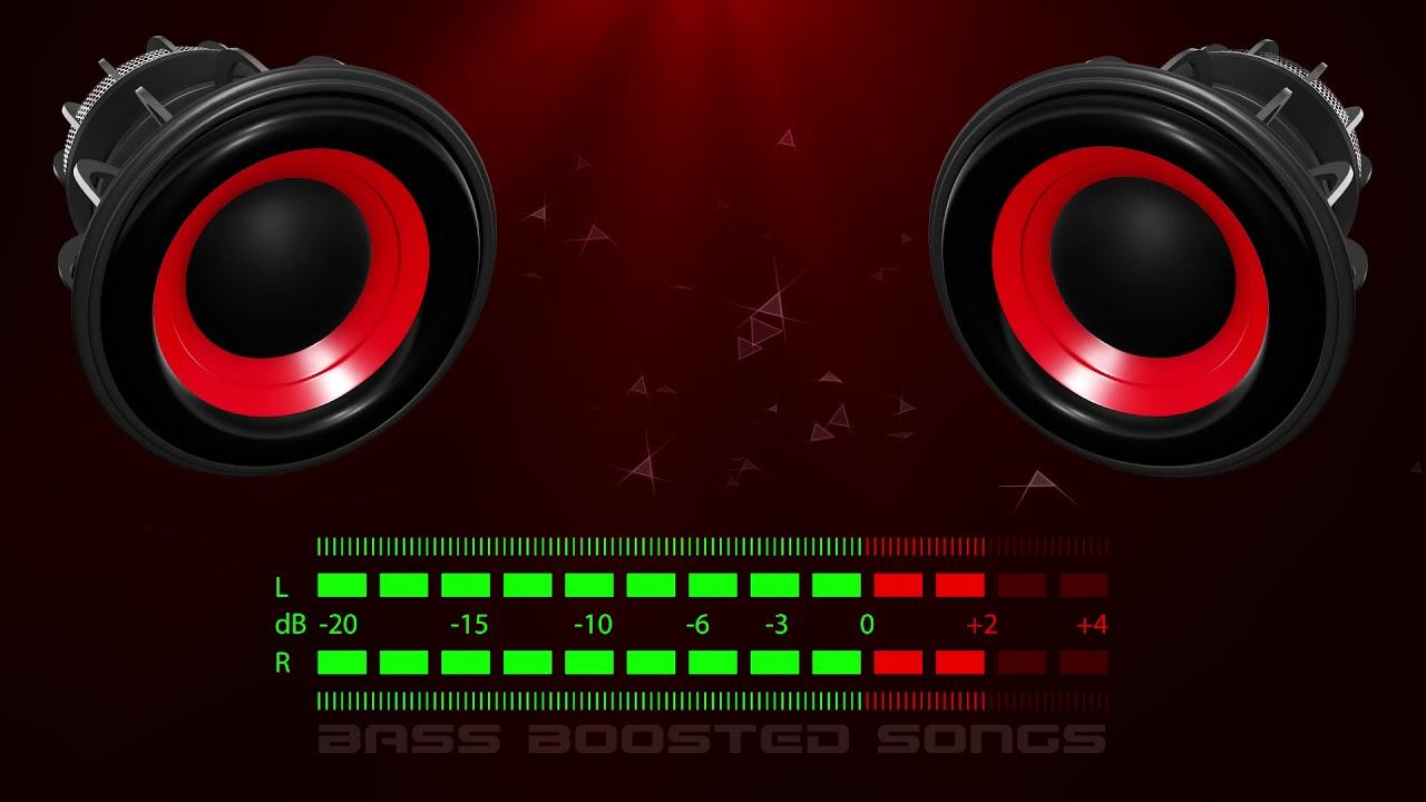 Martin Garrix - Animals (Bass Boosted)