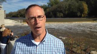 Rep. Jared Huffman on Sonoma County Water Agency