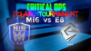 Critical Ops - Polaris Tournament   Team Elevate vs Mi6   4shr4fuL GaminGYT