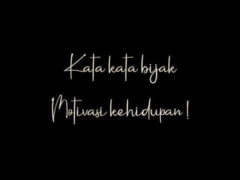 kata-kata-bijak-motivasi-kehidupan-!!