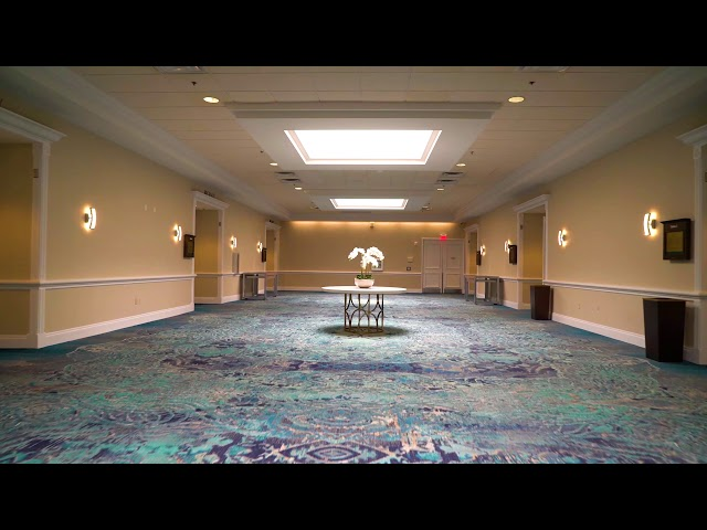 Rosen Plaza Regency Salons Pre Function 1