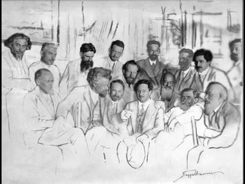 Триумф и трагедия партии социалистов-революционеров в 1917 году