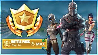 "Fortnite Rank Up Battle Pass ""How To Rank Up Battle Pass Fast In Fortnite"" (Level Up Battle Pass)"