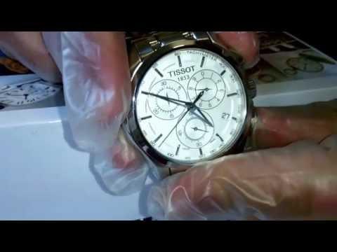 Zegarek Tissot T035.617.11.031.00