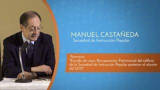 VI Encuentro Binacional de Museos 2016 - Expositor Manuel Castañeda