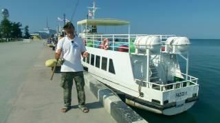С удочкой по Грузии. Морская рыбалка в Батуми