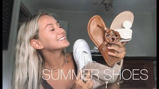 MY SUMMER SHOE COLLECTION 2019 (TRY ON)  Savannah Polci