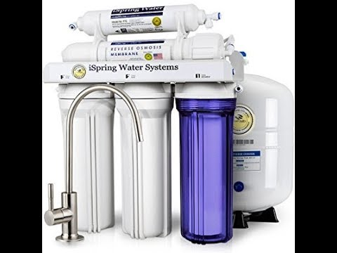 Watts Premier WP500313 2-Stage Undercounter Lead Cyst /& VOC Reducing Drinking Water System