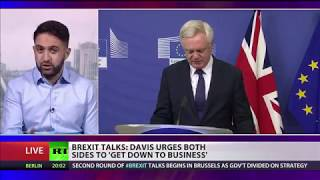 Verhofstadt suggests Davis includes Corbyn in #Brexit talks