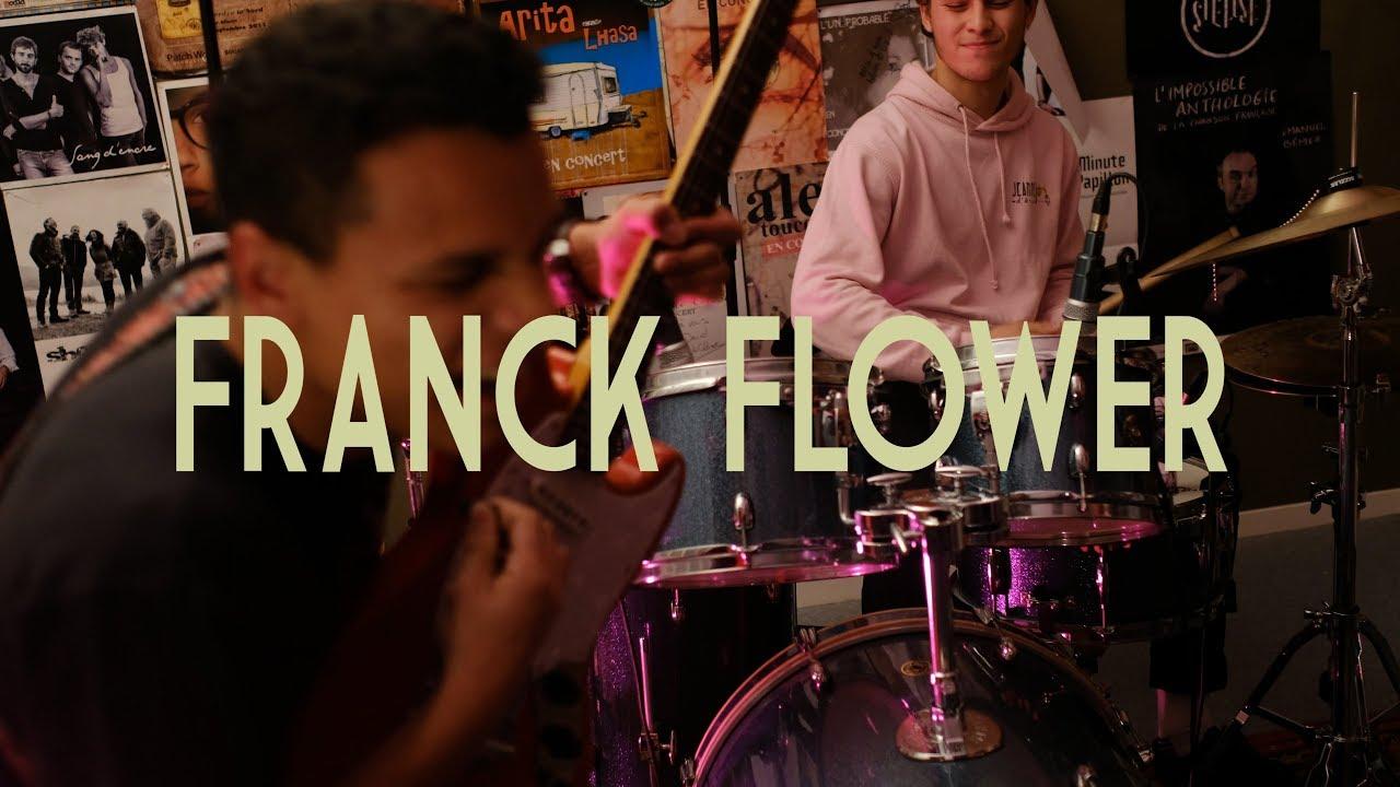 Franck Flower - Florist (Live on Radio RCF)