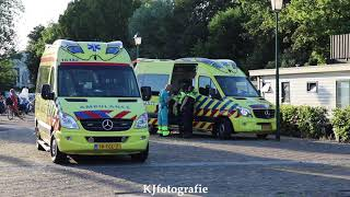 Meerdere slachtoffers en vijf aanhoudingen na grote vechtpartij 't Joppe Warmond