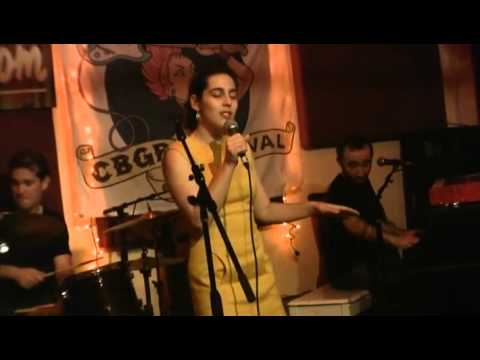 Aurical - Redhead Girl live at the CBGB Festival mp3