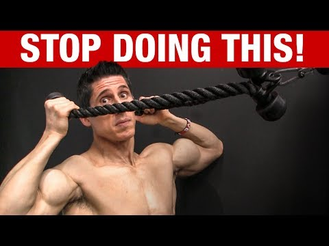 Stop Doing Face Pulls Like This! (SAVE A FRIEND)