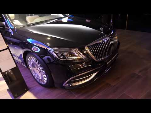 Mercedes Maybach S450 4Matic POV Review