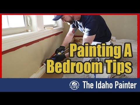 Painting A Bedroom Tips