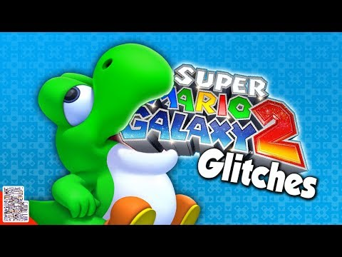 Thumbnail: Glitches in Super Mario Galaxy 2 - Yoshi's Day - Glitches With DPadGamer