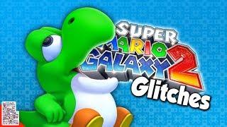 Glitches in Super Mario Galaxy 2 - Yoshi's Day - Glitches With DPadGamer