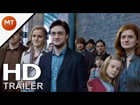 Harry Potter and the Cursed Child (2018) - Movie Teaser Trailer Daniel Radcliffe [FanMade]