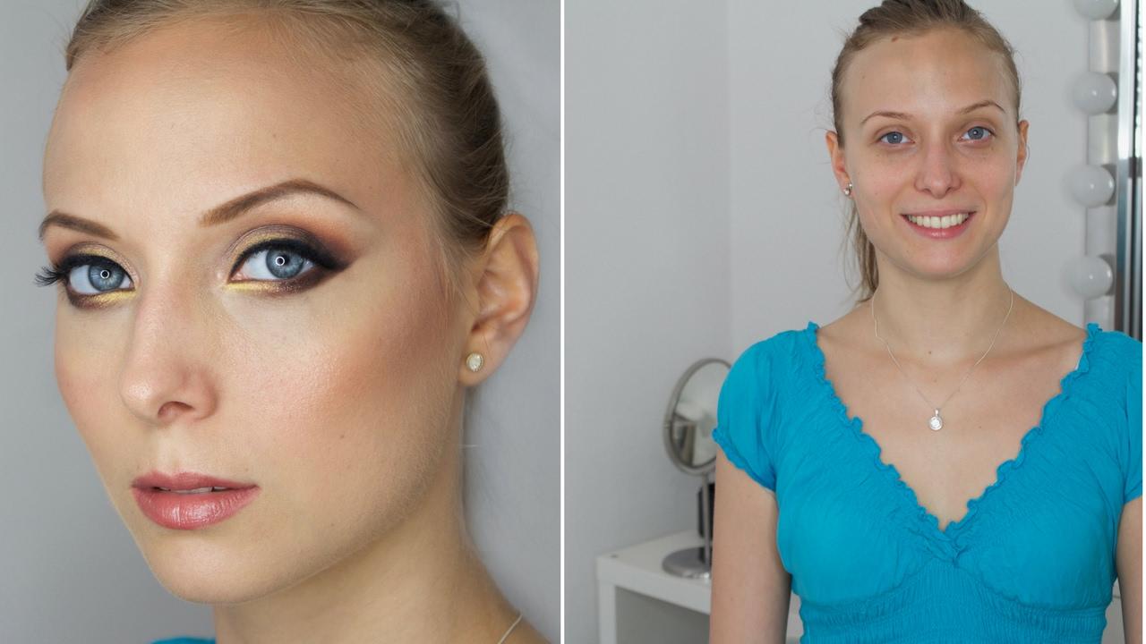 Machiaj Pentru Ochii Albastri Blue Eyes Makeup Tutorial Youtube