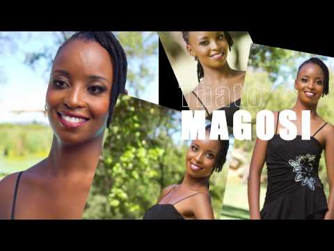 Miss Botswana 2013 Top Finalists