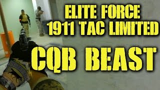 Elite Force 1911 TAC Limited Edition: CQB Beast (High Ground Airsoft Spring, Texas)