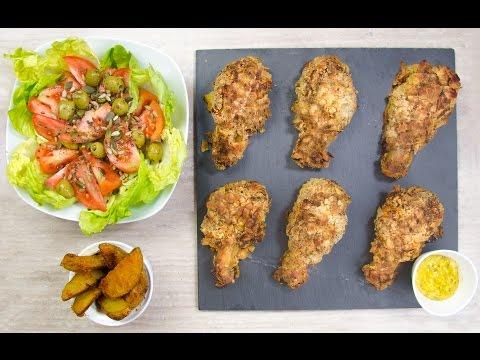 recette:-comment-faire-des-pilons-de-poulet-croustillants-au-four-(cuisine-rapide)