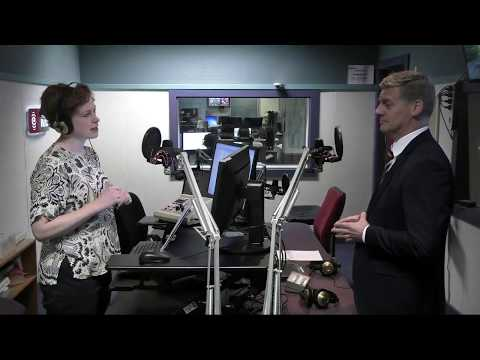 National leader Bill English discusses coalition talks on Morning Report
