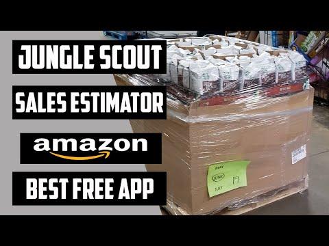 best free amazon sales estimator