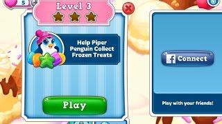 Frozen Mania Level 3 HD 1080p screenshot 1