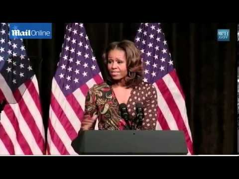 Michelle Obama: I was told I'd never get into Princeton