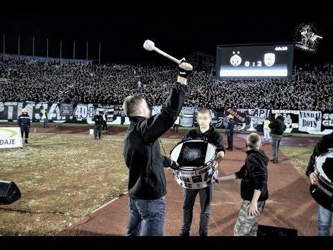 PAOOOK ! | Partizan -PAOK  08.10.2016
