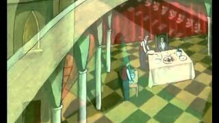 L'homme sans ombre(没有影子的人)[Georges Schwizgebel][2004]