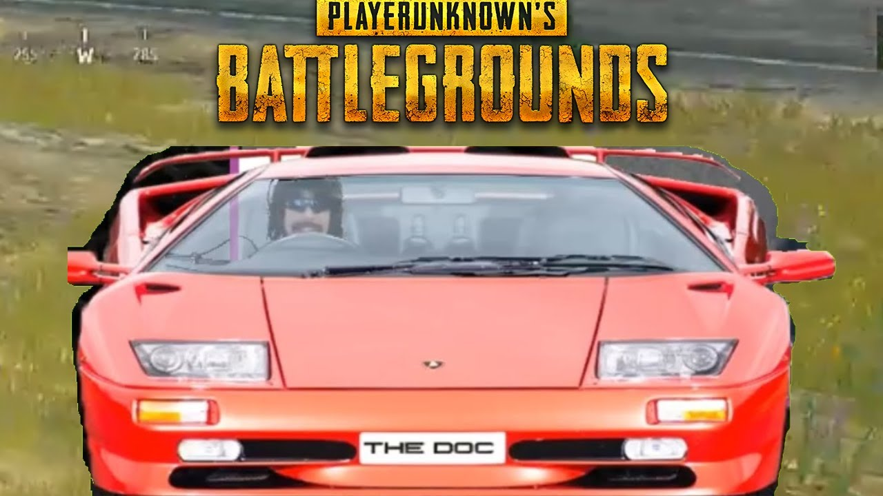 Dr Disrespect Runs Over Punk Kids In His Lamborghini On Battlegrounds Best Of Drdisrespectlive