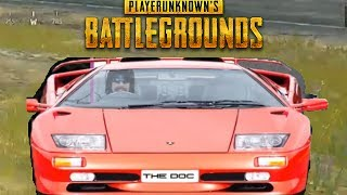 Dr Disrespect Runs Over Punk Kids in his Lamborghini on Battlegrounds ♦Best of DrDisrespectLive♦