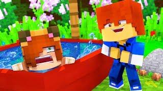 Minecraft Daycare - Pranking Tina (Minecraft Roleplay)