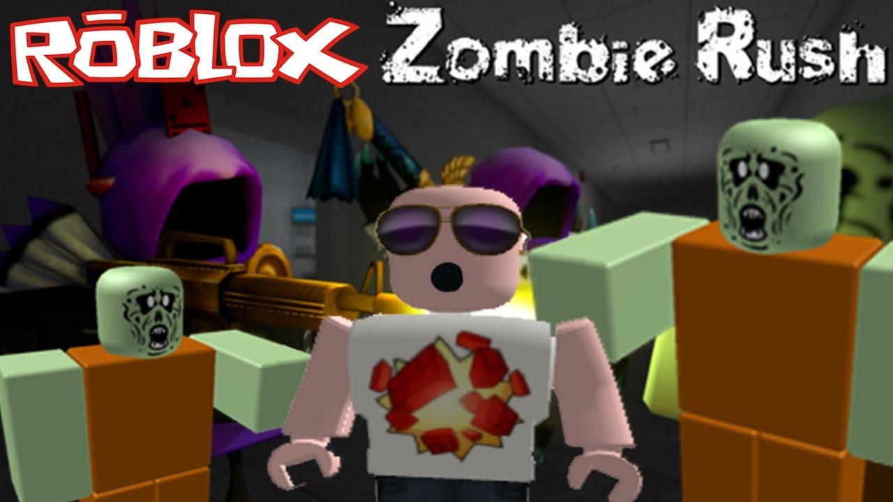 Zombie Rush Game